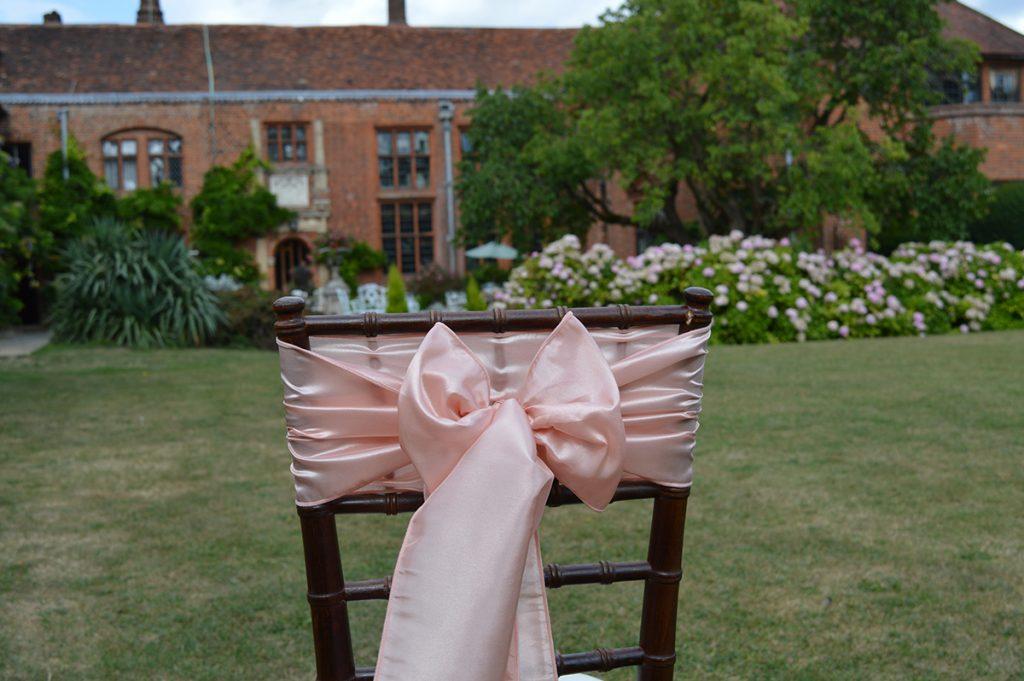 Mahogany Chiavari Chair Secford Hall Hotel Woodbridge Suffolk